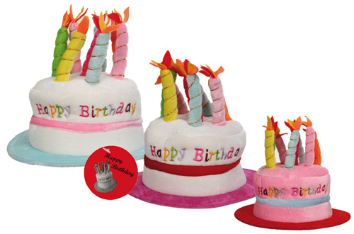 Musical Birthday Hat Happy With Music Party Cap Hats