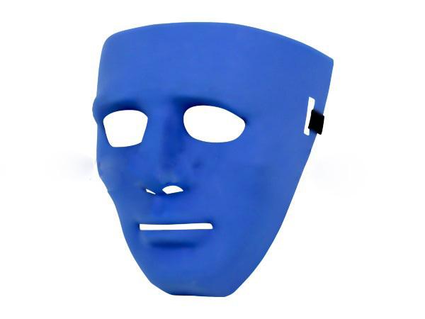 Masks Mask Blue Halloween Carnival Maske Blue New Faschingsmaske