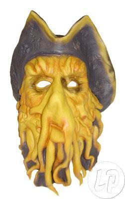 Masks Mask Halloween Carnival Mask Latex Caribbean Octopus New Fa
