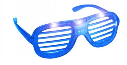 6b5e5e8531 ILLUMINATED GLASSES LED etching glasses Shutter Shades glasses Multicolor -  CRAZY GLASSES ...