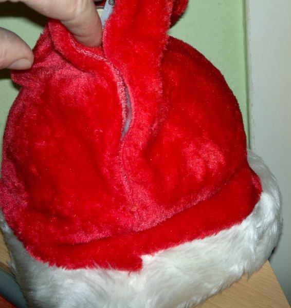 Singende zappelnde weihnachtsm tze xmas hut weihnachts - Weihnachts status ...