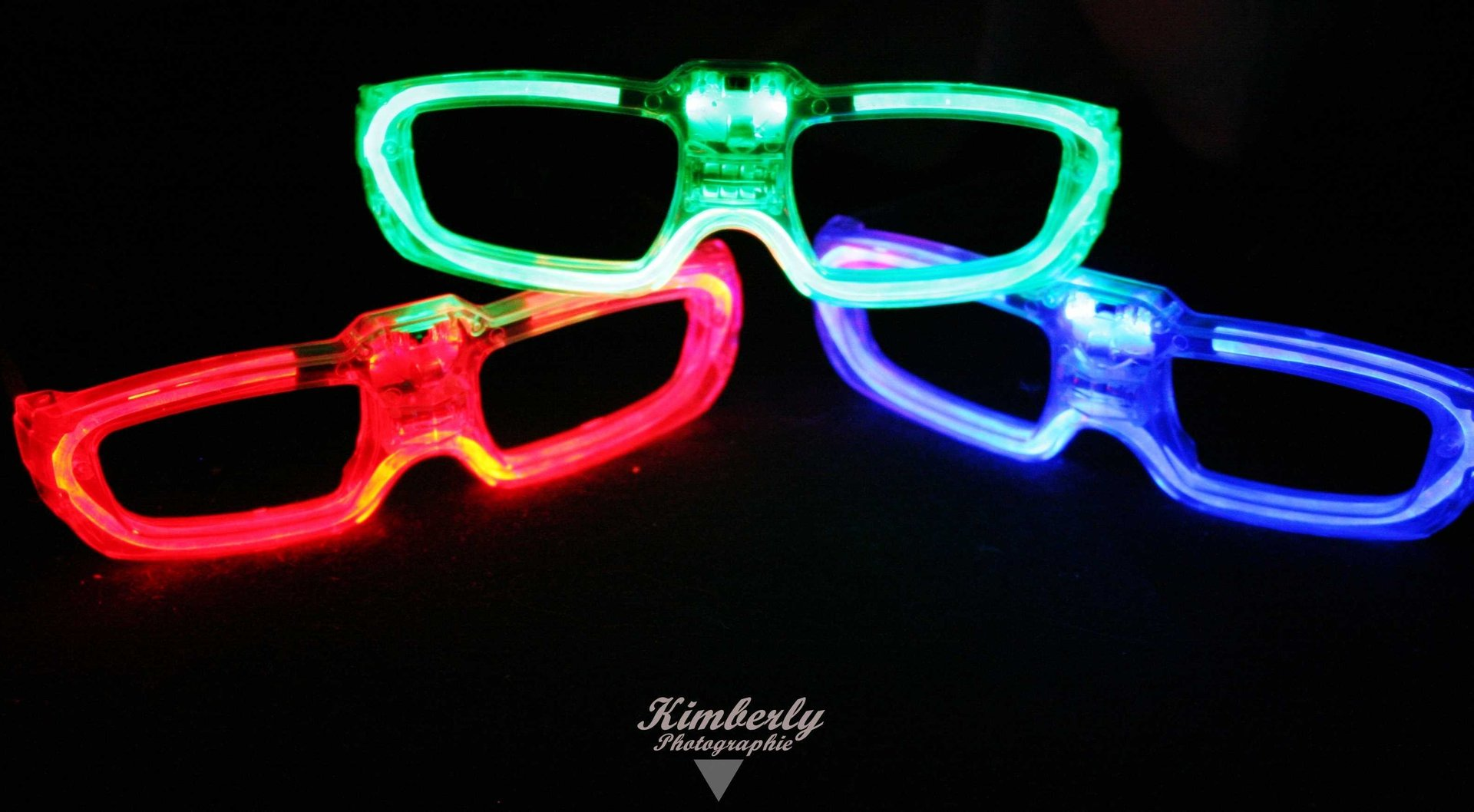 New 2018 Party Glasses Led Discobrille Sound Sensor Activated Dark Or Lamp Flasher Red Green Blue