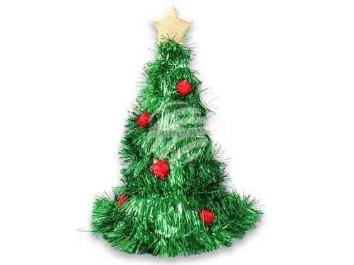 RB Weihnachtsmütze Green Tree Weihnachtsbaum GRÜN mit Stern xmas GRÜN Stern rote Kugeln