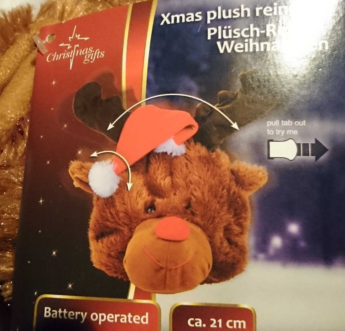 Singende zappelnde weihnachtsm tze xmas weihnachts m tze - Weihnachts status ...
