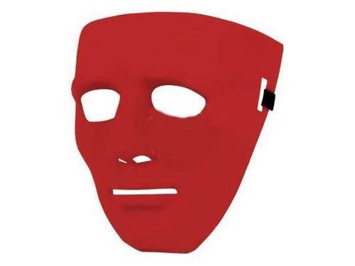 RB Masken Maske blau Halloween Karneval BLUE mask NEU Faschingsmaske