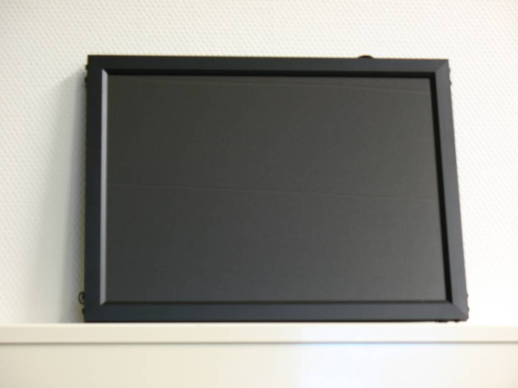 led panel advertising writing board neon effects size 40 x 60 c. Black Bedroom Furniture Sets. Home Design Ideas