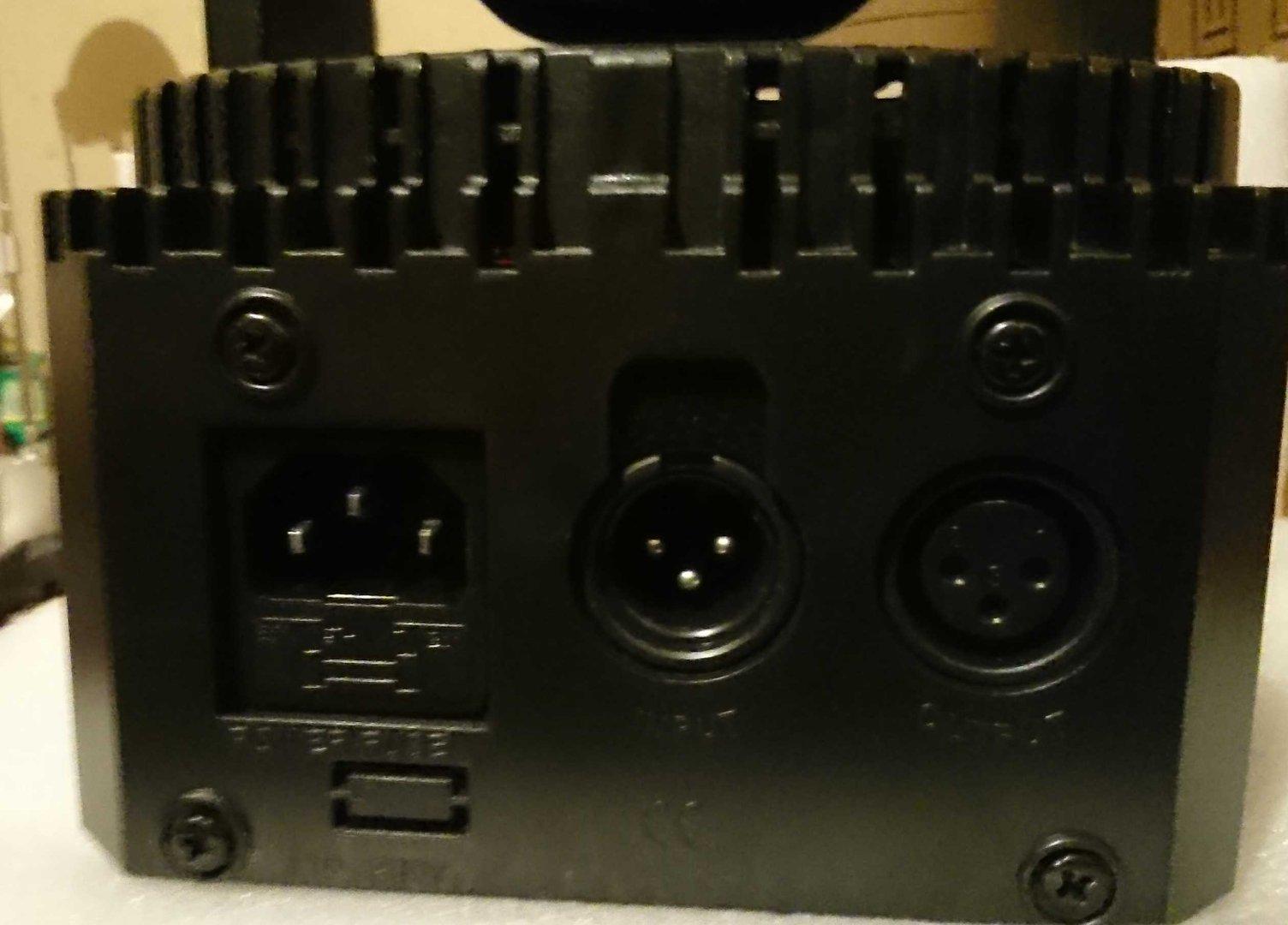 Spiksplinternieuw LED LICHT SHOW LCD DMX F078 7x10W RGBW 4in1 Wash Moving Head LED DP-59