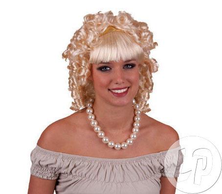 CL PERÜCKE Haare Fasching Karneval Perücken kurze Haare Lolita BLOND