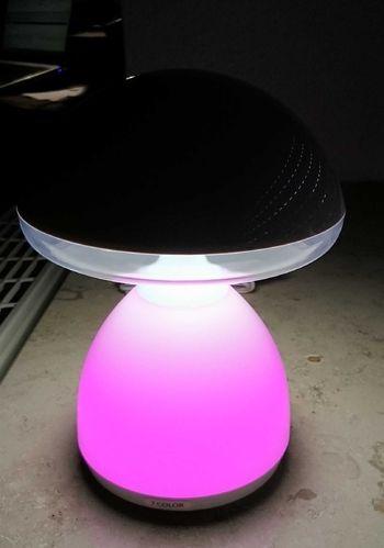 CT COB LED USB Pilz Nachtlicht Schlummerlicht mit Touch Mushroom Touchlicht Touchlampe